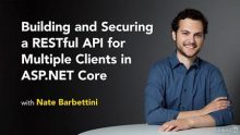 Lynda - Building and Securing RESTful APIs in ASP.NET Core