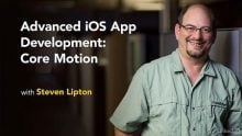 Lynda - Advanced iOS App Development: Core Motion