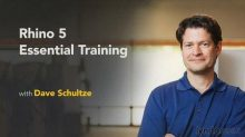 Lynda - Rhino 5 Essential Training