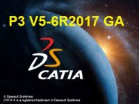 DS CATIA P3 V5-6R2017 GA SP0 x64 Multilingual