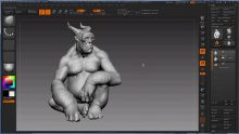 Mold3D Academy – Master Organic Modeling with Gio Nakpil