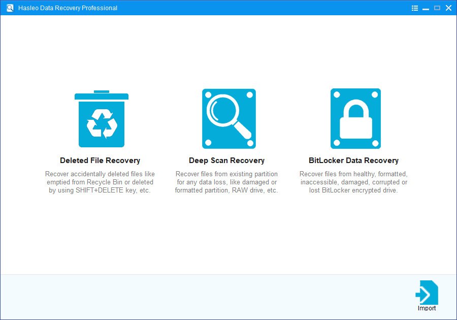 Hasleo Data Recovery Professional 3.5