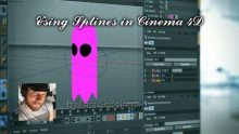 Using Splines in Cinema 4D