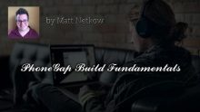 PhoneGap Build Fundamentals