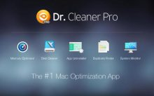 Dr. Cleaner Pro 1.1.3 Multilingual MacOSX