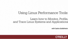 Using Linux Performance Tools