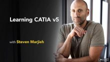 Lynda - Learning CATIA v5