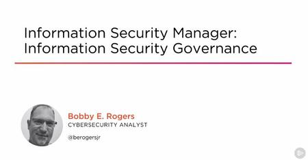 Information Security Manager - Information Security Governance
