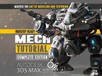 Gumroad – Mech Tutorial Complete by Tim Bergholz