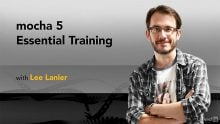 Lynda – mocha 5 Essential Training