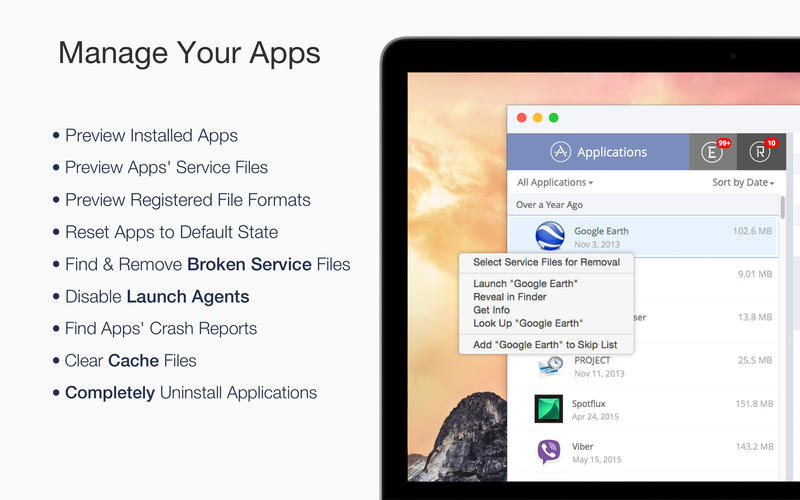 App Cleaner Pro 4.2 MacOSX