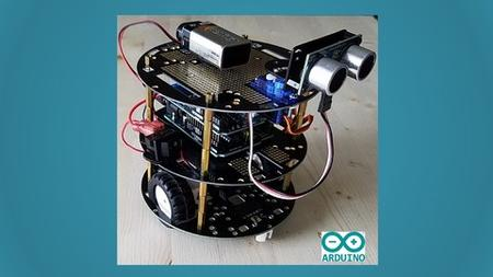 Arduino Obstacle Avoiding Robot: Step by Step