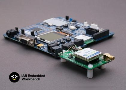IAR Embedded Workbench for RL78 version 3.10.1