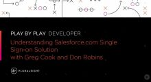 Play by Play - Understanding Salesforce.com Single Sign-on Solution