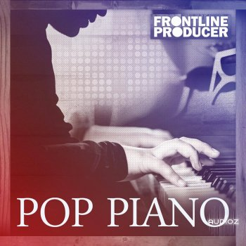 Frontline Producer Pop Piano WAV MiDi REX screenshot