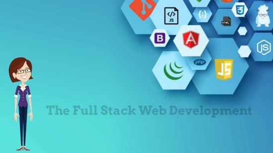 The Full Stack Web Development