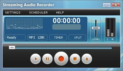 AbyssMedia Streaming Audio Recorder 2.1.0.0