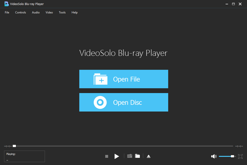 VideoSolo Blu-ray Player 1.0.10 Multilingual