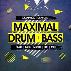 CONNECTD Audio Maximal Drum and Bass MULTiFORMAT