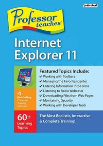 Individual Software Professor Teaches Internet Explorer 11 v1.1