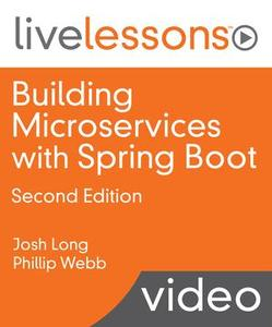 Building Microservices with Spring Boot, Second Edition