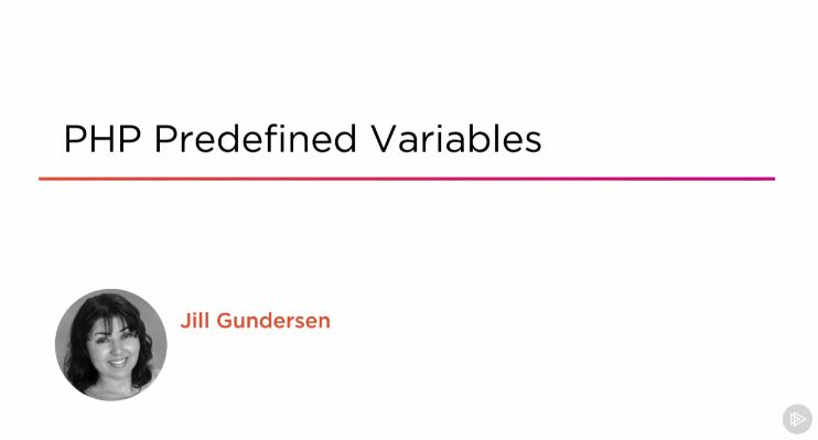 PHP Predefined Variables