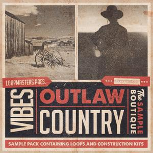 Loopmasters VIBES Vol 4 Outlaw Country WAV REX