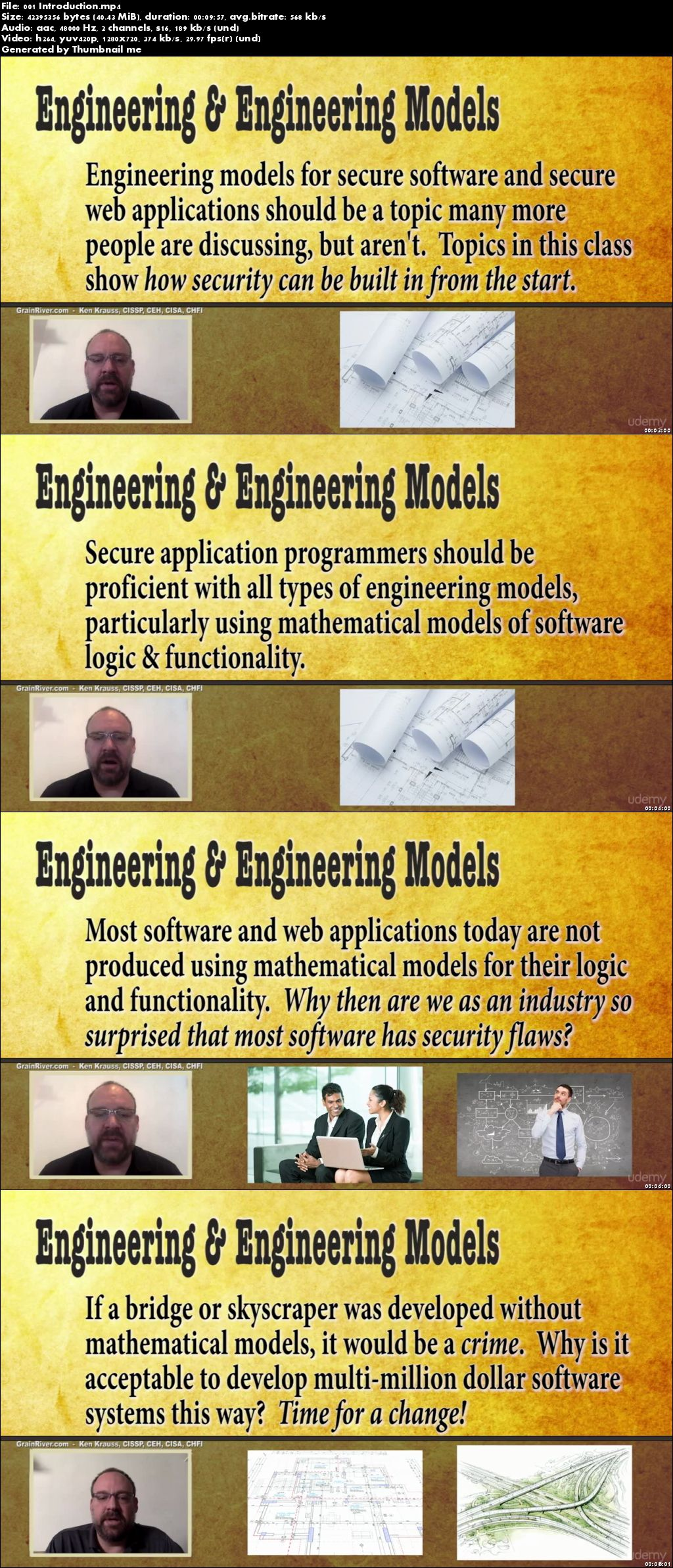 Intro to Engineering Models for Software & Web Developers