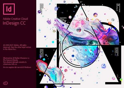 Adobe InDesign CC 2018 v13.0.0.125