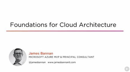Foundations for Cloud Architecture