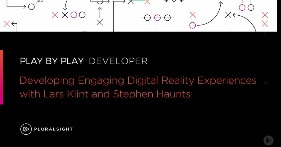 Play by Play Developing Engaging Digital Reality Experiences