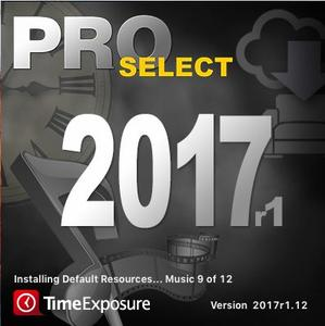 TimeExposure ProSelect Pro 2017r1.12 macOS