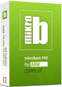 mikroBasic PRO for ARM 5.1.0