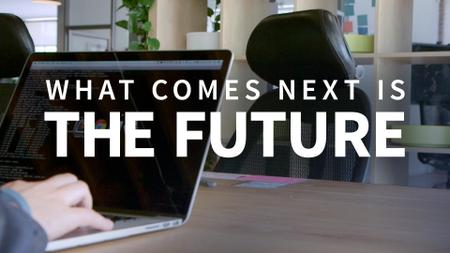 What Comes Next is the Future: Creating the Web