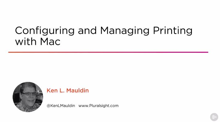 Configuring and Managing Printing with Mac