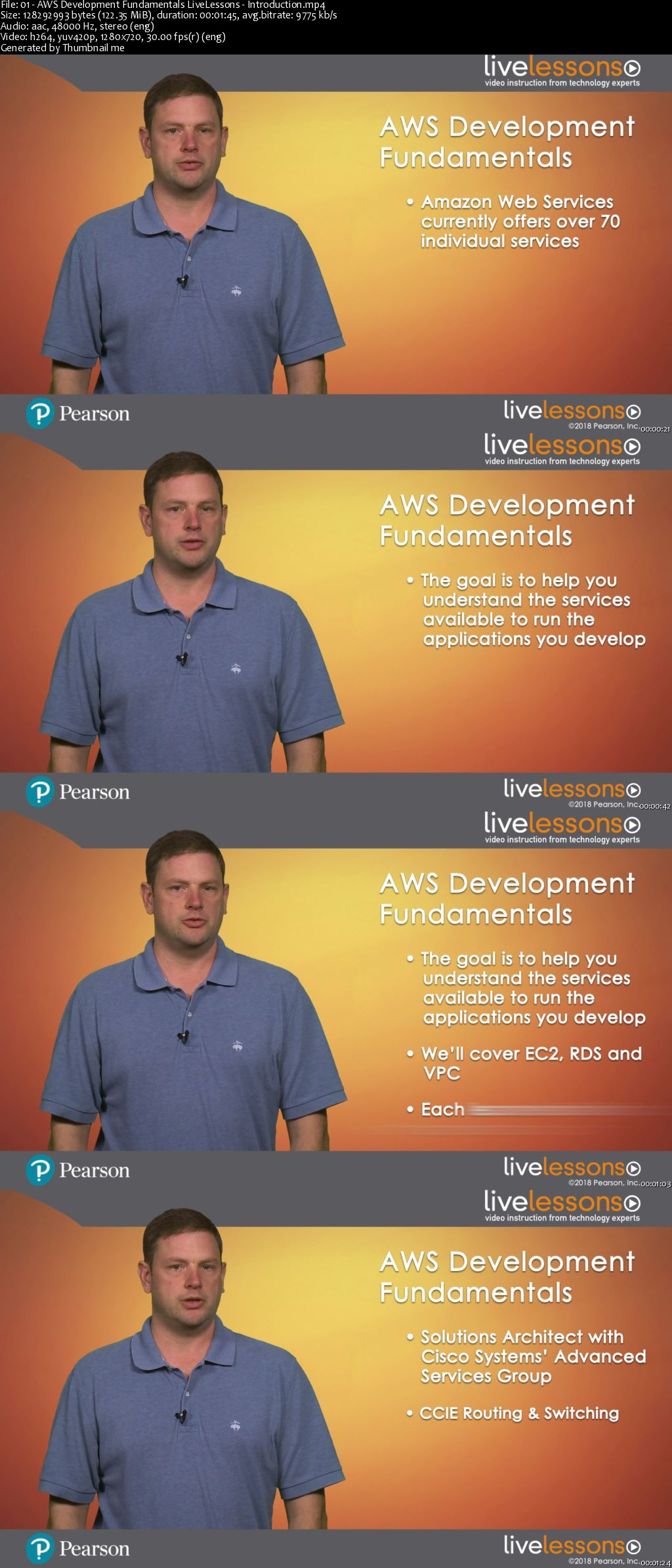 AWS Development Fundamentals
