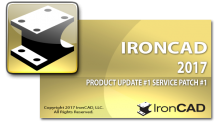 IronCAD Design Collaboration Suite 2017 v19.0 SP1