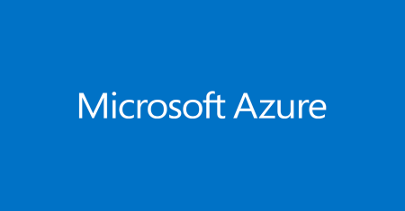 Azure Backend for Android & iOS apps