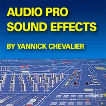 Pro Sound Effects Audio Pro European Sound Effects Library WAV screenshot