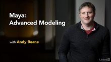 Lynda – Maya: Advanced Modeling