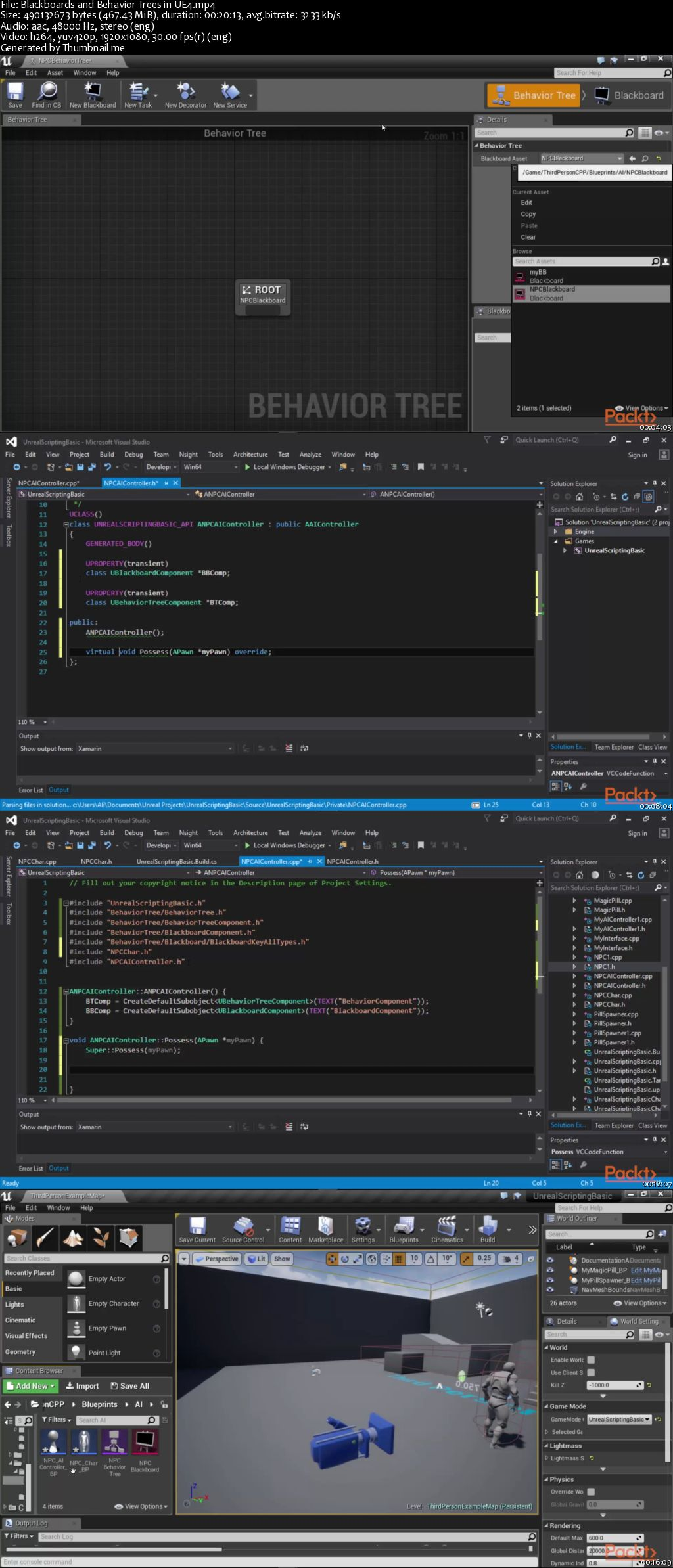 Advanced Coding with Unreal Engine 4