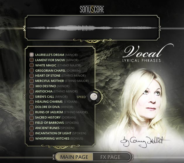 Sonuscore Lyrical Vocal Phrases KONTAKT