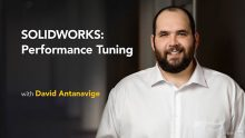 Lynda – SOLIDWORKS: Performance Tuning