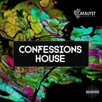 Catalyst Samples Confessions House WAV MiDi screenshot