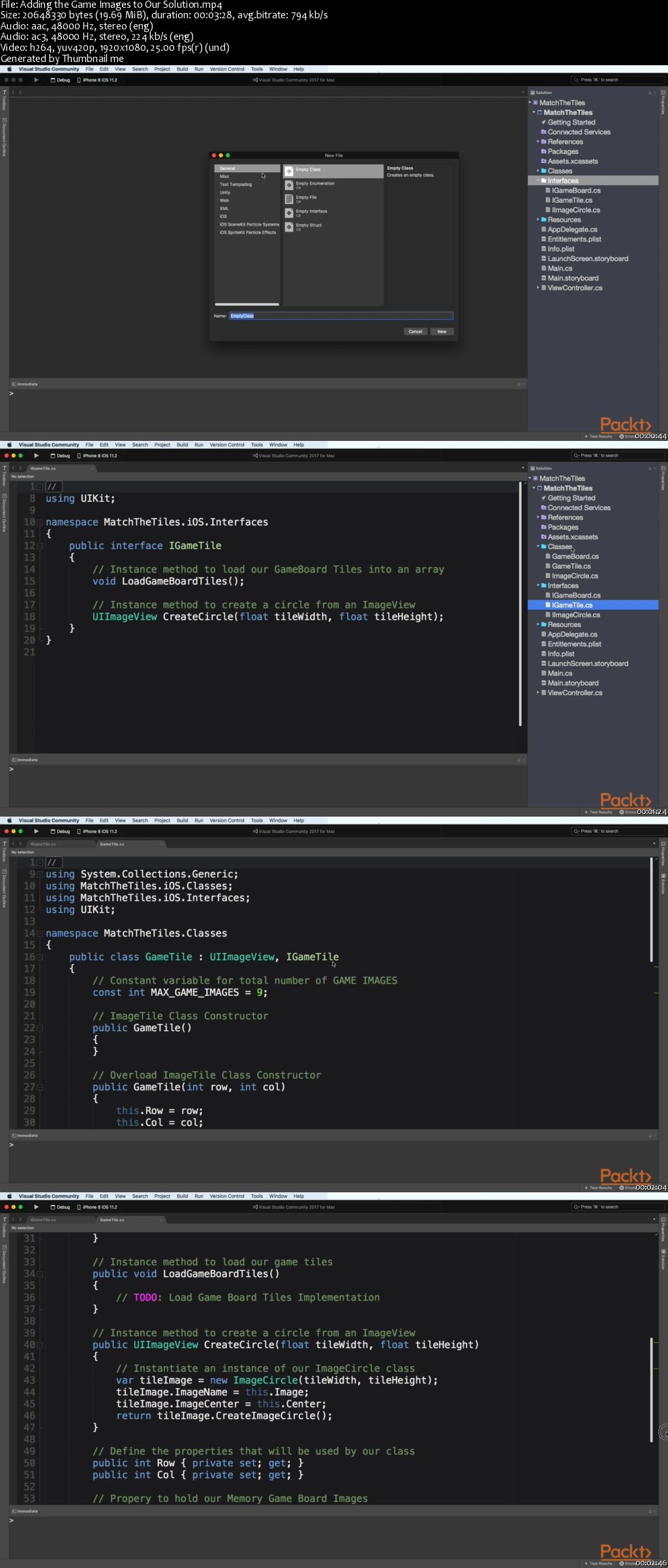 Write a Native iOS Game Using Xamarin and C#