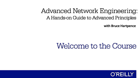 Advanced Network Engineering (Part One)