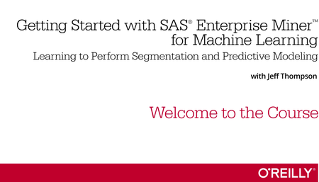 Getting Started with SAS Enterprise Miner for Machine Learning