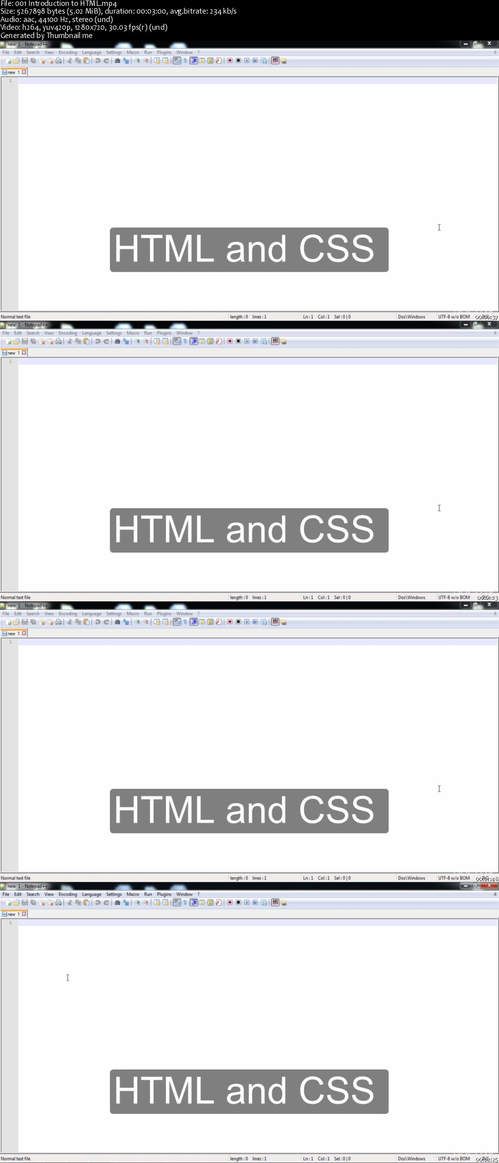 HTML: Getting smart with HTML