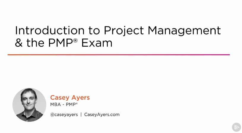 Introduction to Project Management & the PMP® Exam