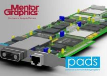 Mentor Graphics PADS Standard Plus VX.2.3